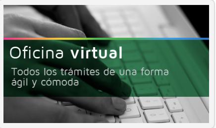 Oficina Virtual. Andalucía