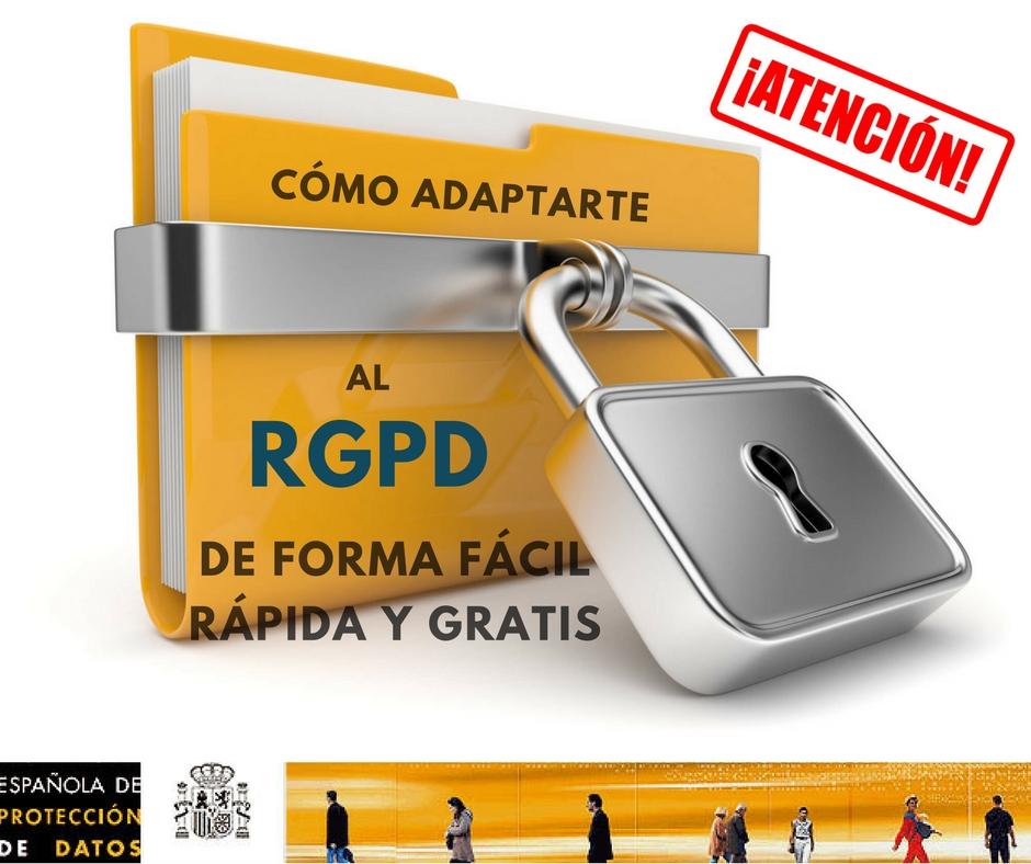 Facilita RGPD