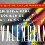 COMUNIDAD VALENCIANA: Guía definitiva para el alquiler de viviendas turísticas (VT)