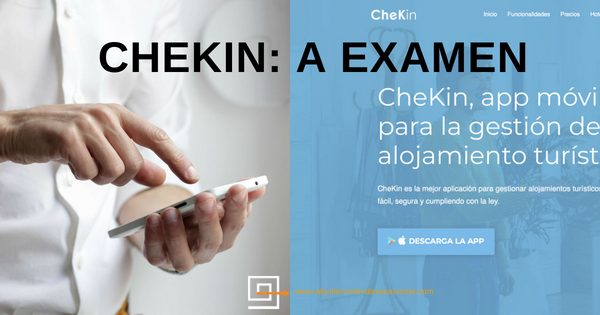 Chekin a examen