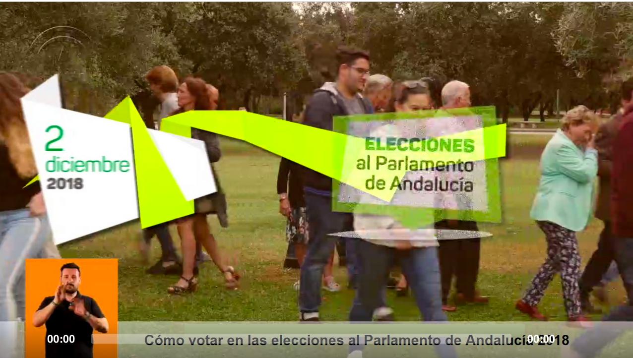 Videos elecciones andaluzas