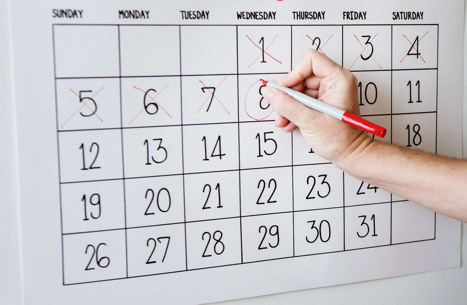 Cómo contar los plazos en los recursos administrativos