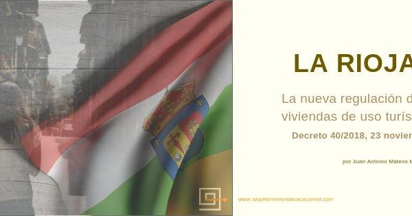 Nueva regulación de las viviendas de uso turístico en La Rioja