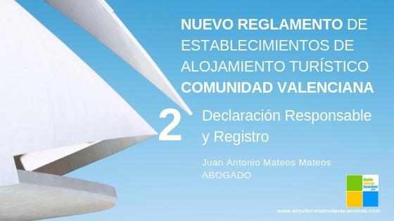 2.Declaración Responsable y Registro