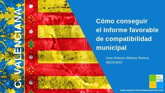 Pasos para obtener el informe de compatibilidad urbanística