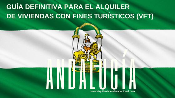 Como alquilar una vivienda turística en Andalucía