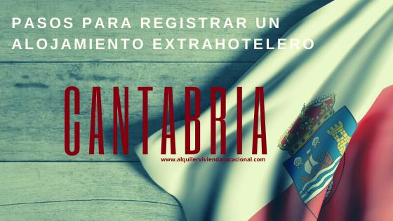 Establecimientos de alojamiento extrahotelero en Cantabria