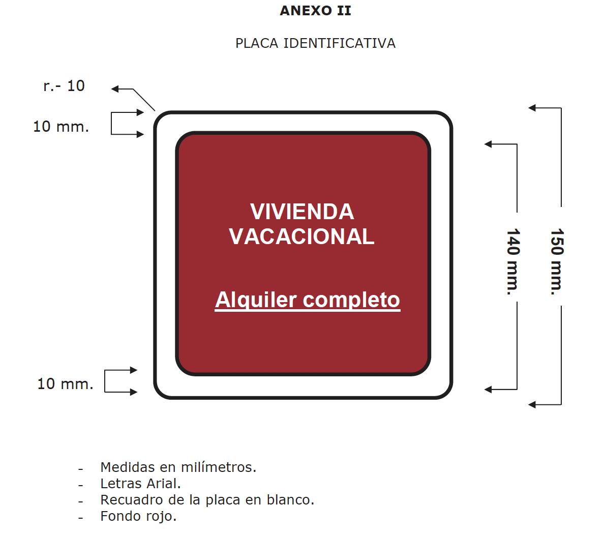 Vivienda vacacional · Alquiler completo