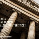 La Jurisprudencia del Tribunal Supremo y los alquileres turísticos