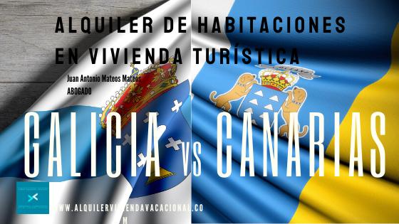 En Galicia ya no es posible el alquiler por habitaciones